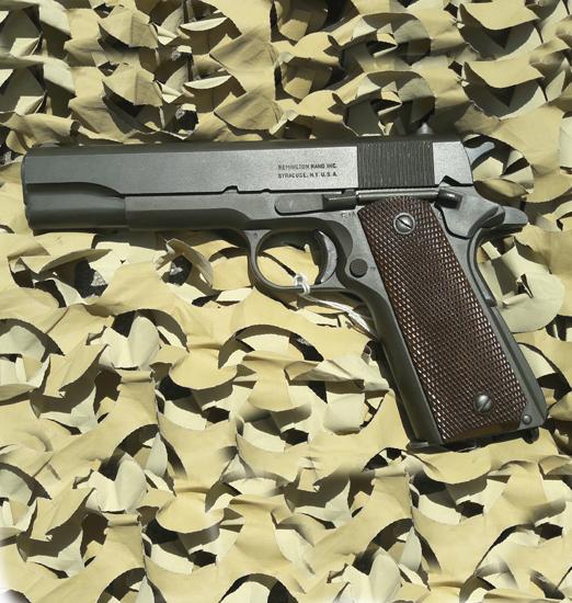 1911 remington