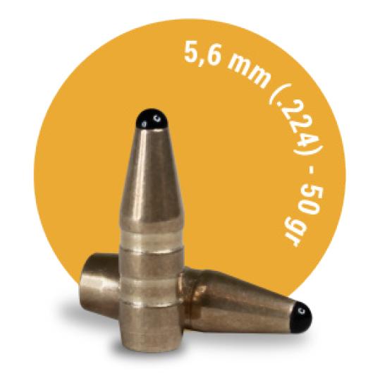 5,6mm 50gr.