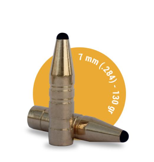 7mm 130gr.